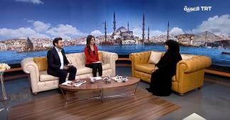 Media tour of the Sheikh Hamad Award for Translation in Turkey